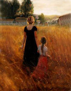 Mon & Daughter